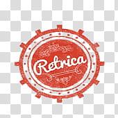 Retrica Logo, Retrica logo illustration transparent.