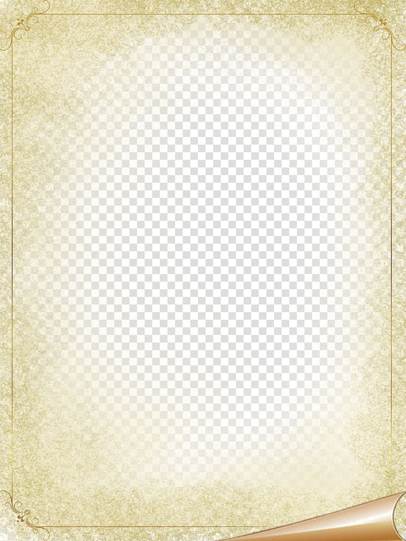 Retro style Poster, Retro poster background material, brown.