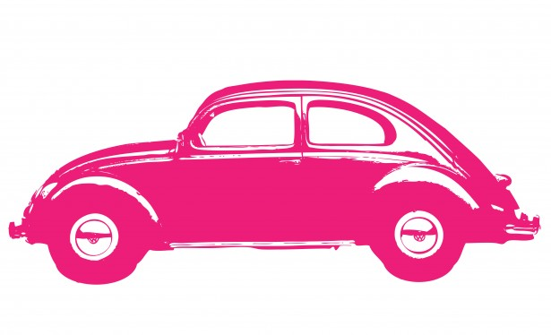 Retro Car Clipart.