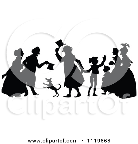 Royalty Free Silhouette Illustrations by Prawny Vintage Page 8.