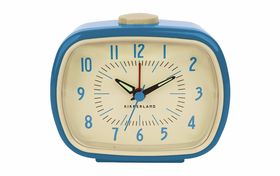 Alarm Clock Png Tumblr Aesthetic Time Watch Retro.