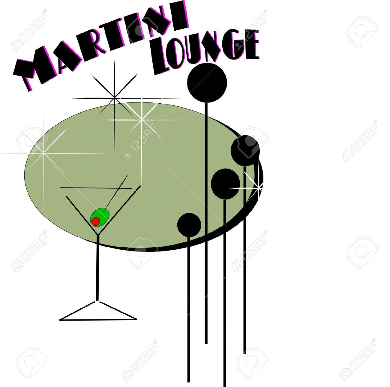 17,099 Martini Glass Stock Vector Illustration And Royalty Free.