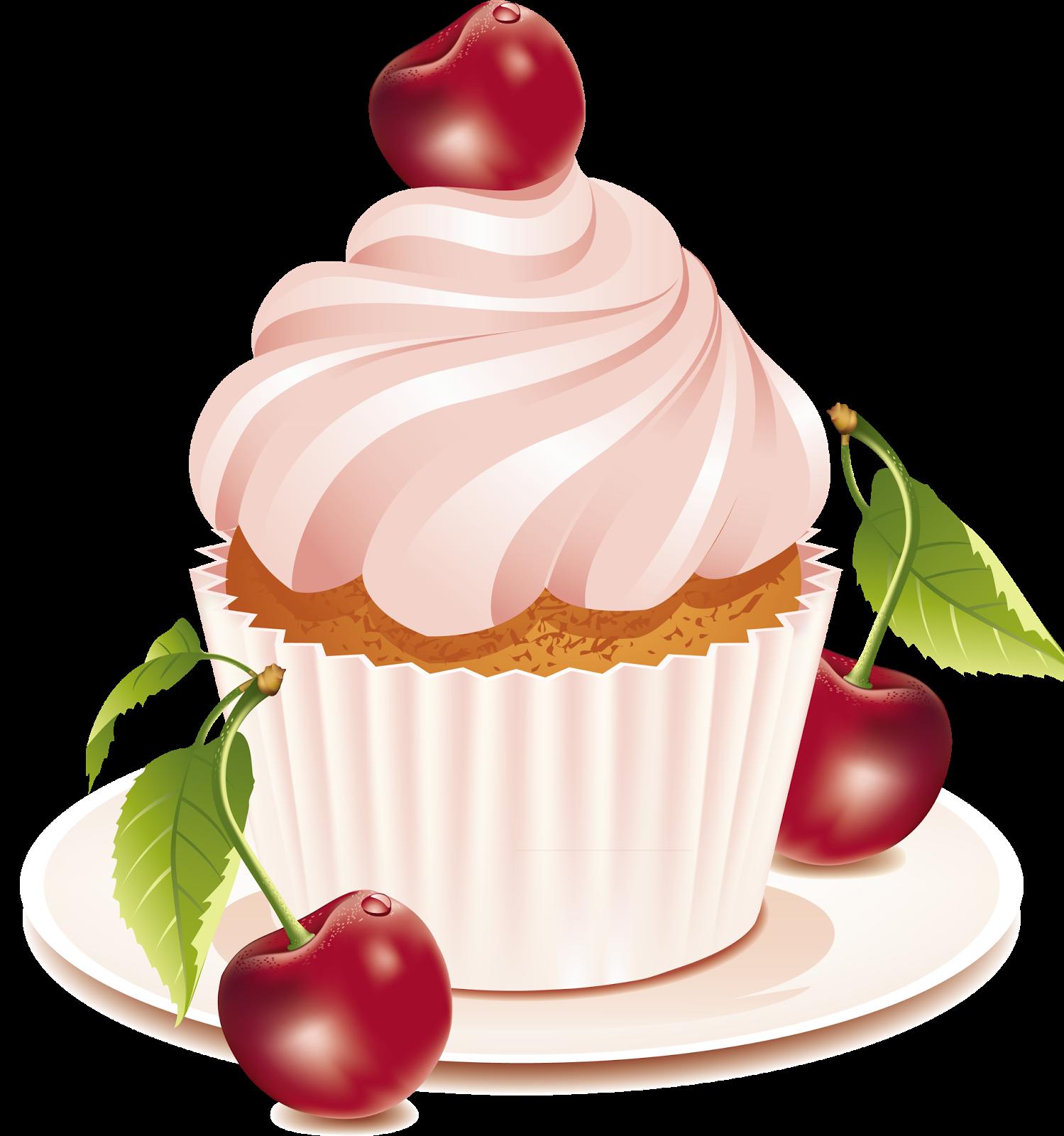 Retro clipart cupcake, Retro cupcake Transparent FREE for.