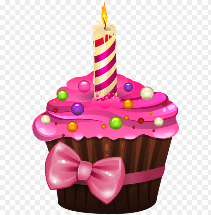 birthday cup cake png.