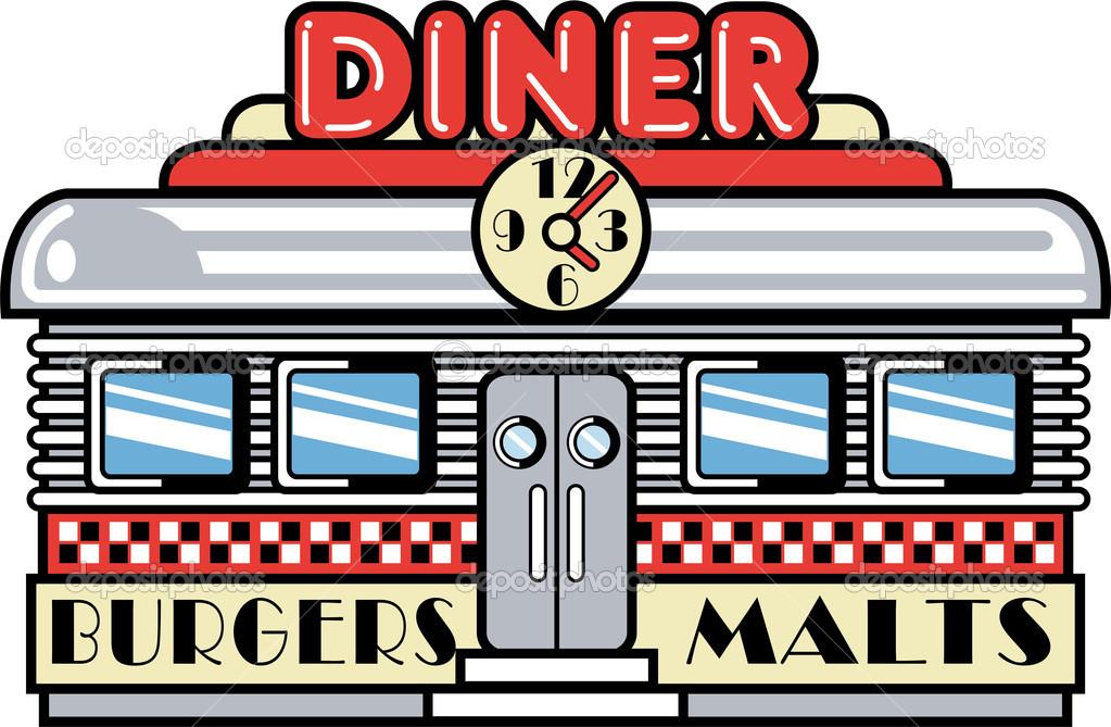 retro diner clipart - Clipground  Retro Clip Art Food