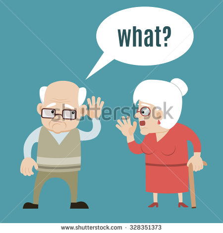 Hearing Impaired Guy Asking Adult Handsome Stock Vector 324576827.
