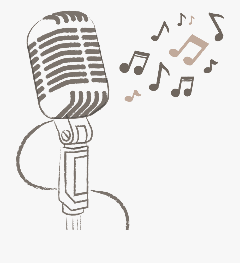 Microphone Vector Png.