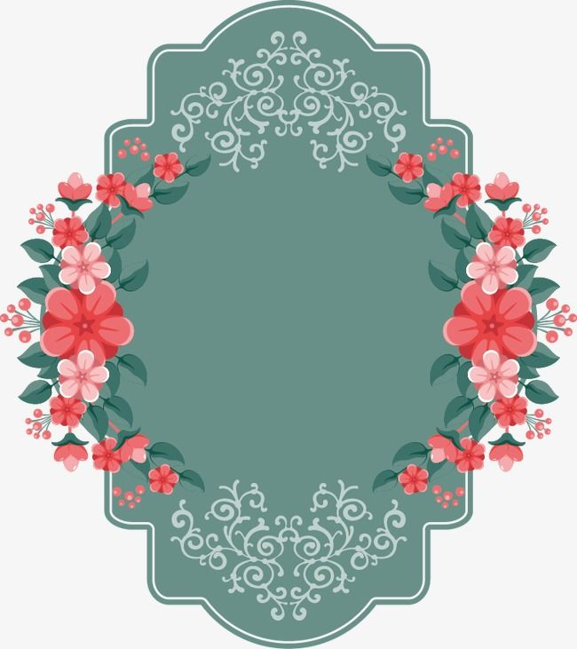 Retro Pattern, Retro, Lace, Flowers PNG and Vector with.