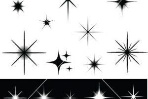 Retro sparkle clipart » Clipart Portal.