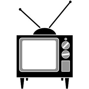 Free Vintage TV Cliparts, Download Free Clip Art, Free Clip.