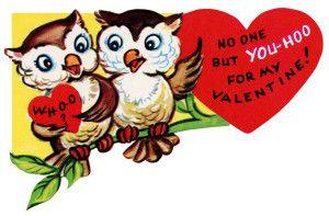 clipart valentine, free retro valentine, public domain.