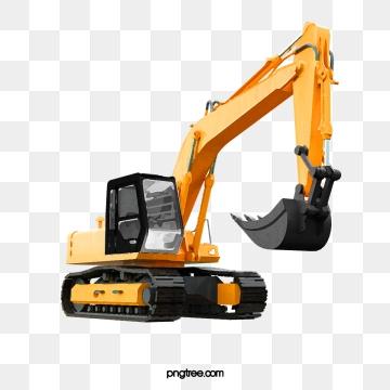 Excavadora Png, Vectores, PSD, e Clipart Para Descarga.