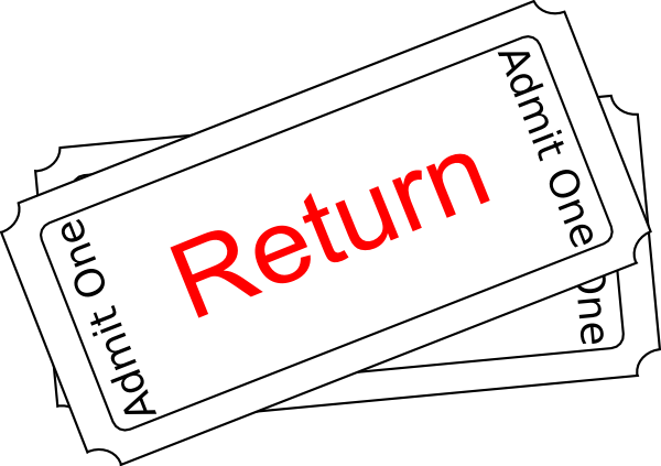 Return Clipart.