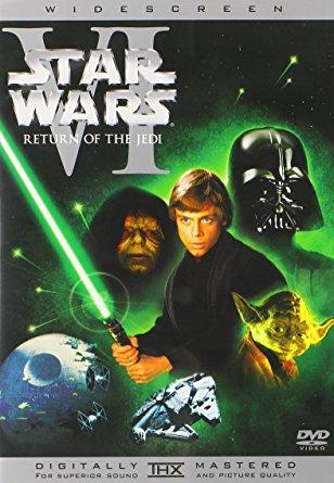 Amazon.com: Star Wars, Episode VI: Return of the Jedi (Widescreen.