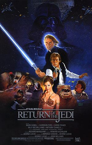 Return of the Jedi.