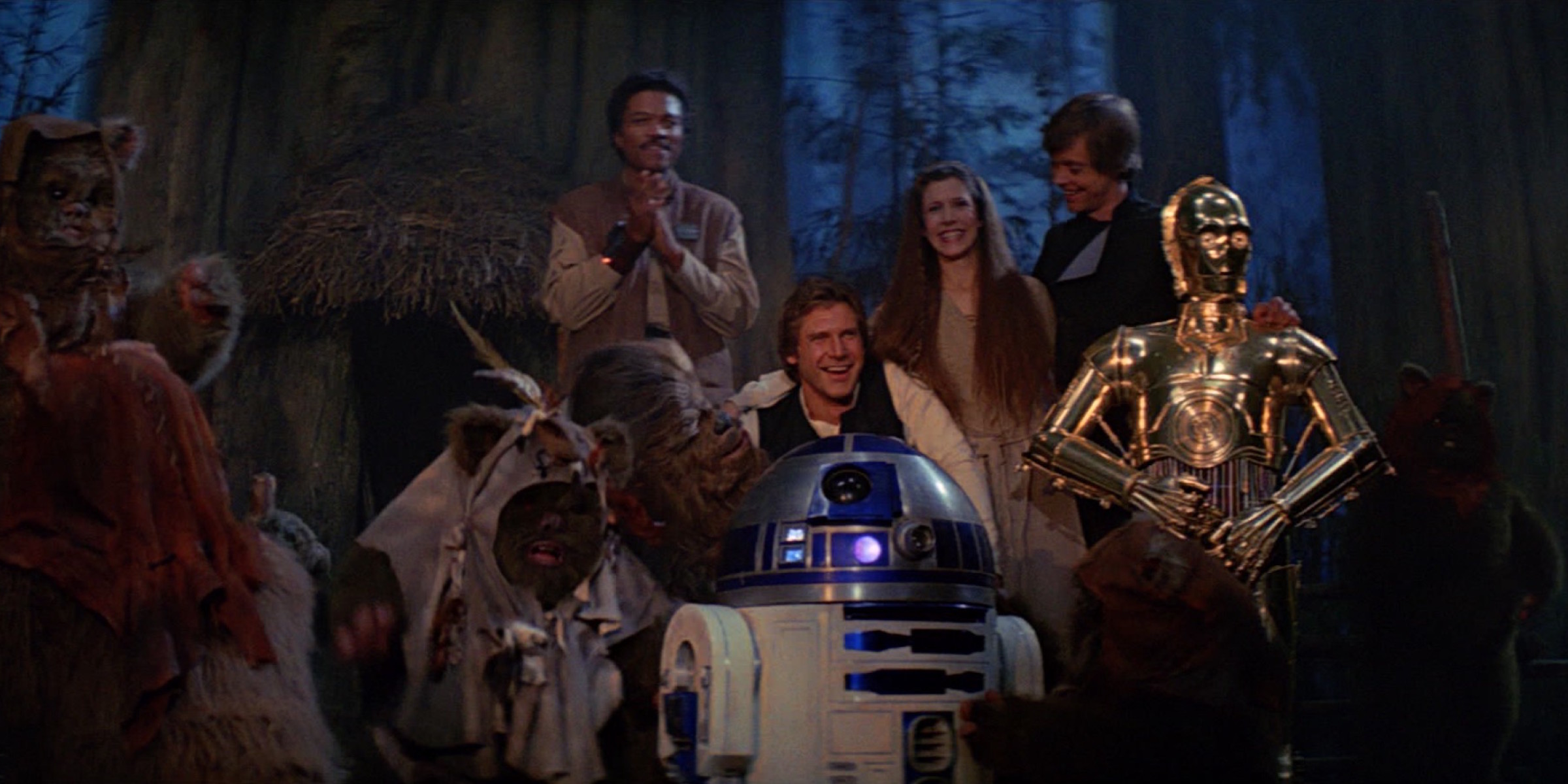 Quiz: How Well Do You Know Star Wars: Return of the Jedi.