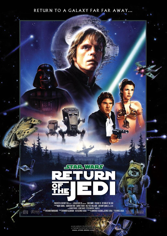 Star Wars: Episode VI.