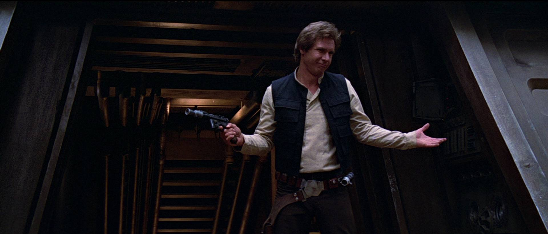 Remembering 'Return of the Jedi'.