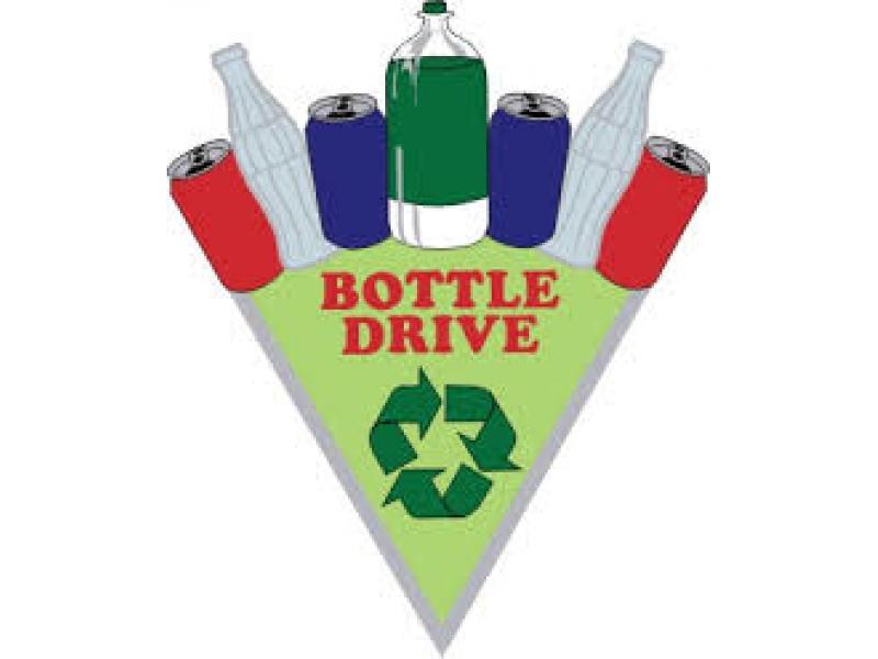 FMA Bottle & Can Drive.