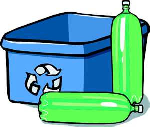 The Thrifty Groove: Bottle and Can Recycling.