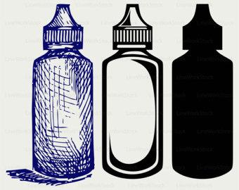 Plastic bottle art.