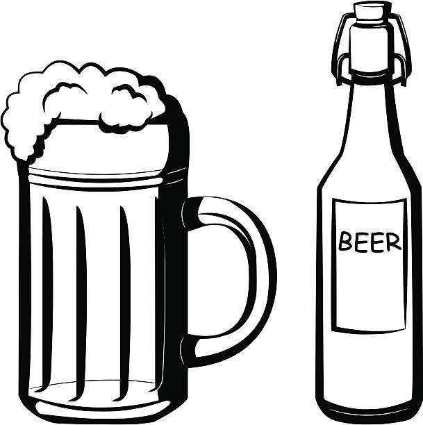 Returnable Bottle Clip Art, Vector Images & Illustrations.