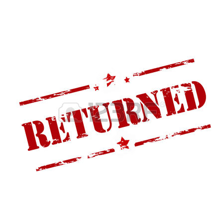 360 Returned Cliparts, Stock Vector And Royalty Free Returned.