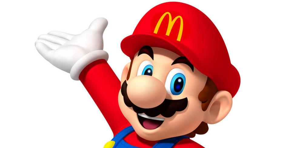 Super Mario Happy Meals returning to Mcdonalds.