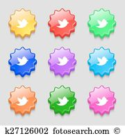 Retweet Clipart Vector Graphics. 35 retweet EPS clip art vector.