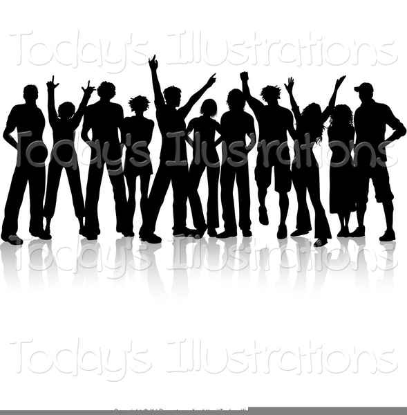 Family Reunion Clipart Images.