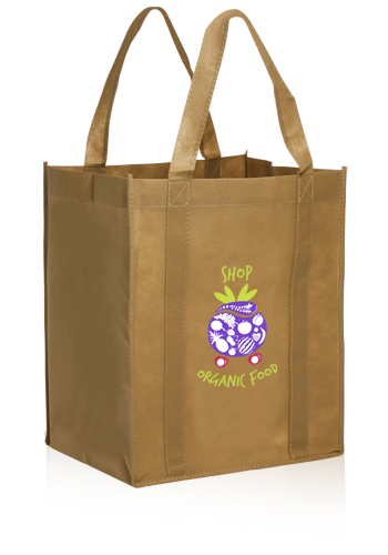 Reusable Grocery Tote Bags.