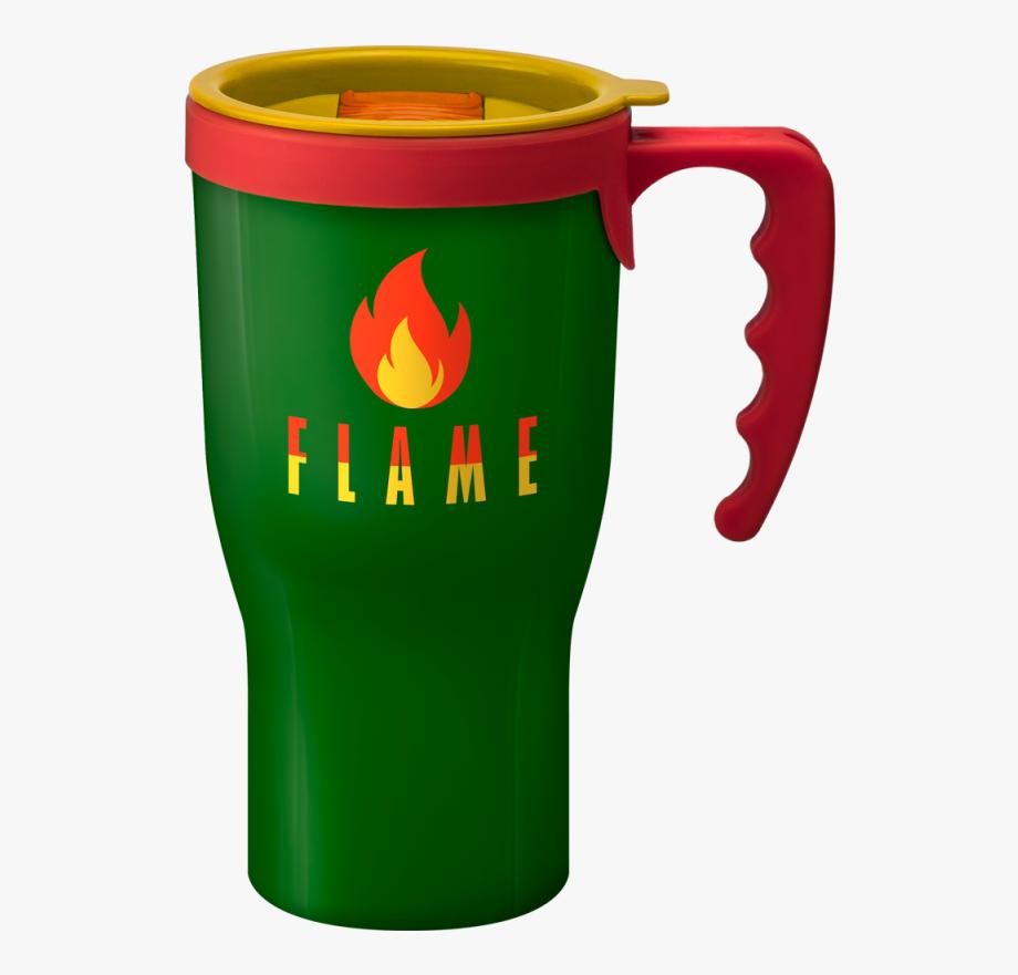 Travel Coffee Mug Clipart.