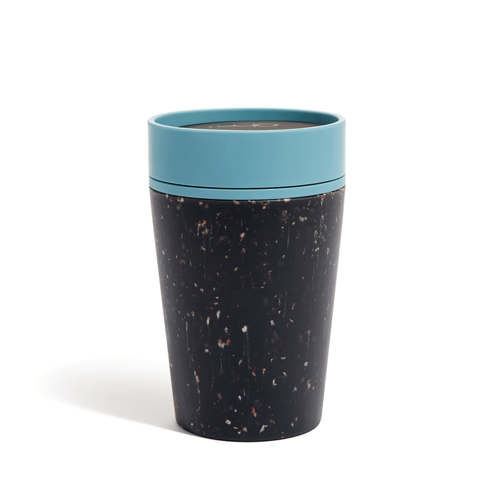 rCUP Reusable Coffee Cup.