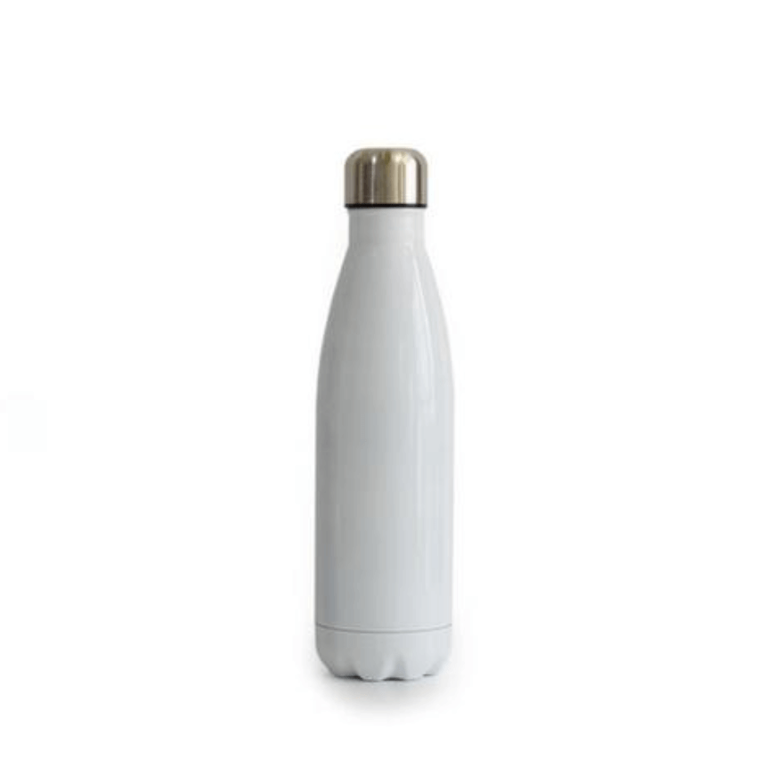 Reusable Stainless Steel Water Bottle.