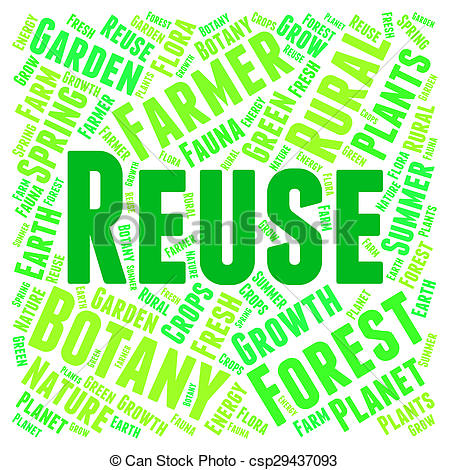 Reuse word Illustrations and Stock Art. 594 Reuse word.