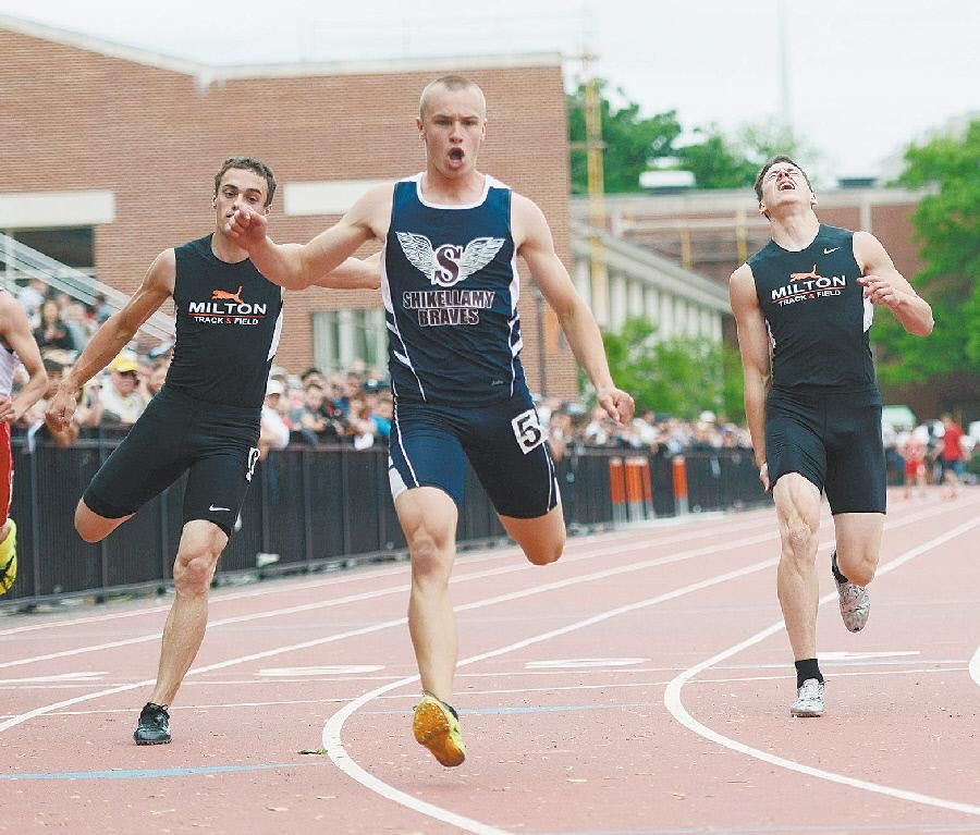 Wary, Eze earn Daily Item track and field honors.