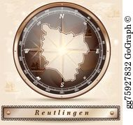 Reutlingen Clip Art.