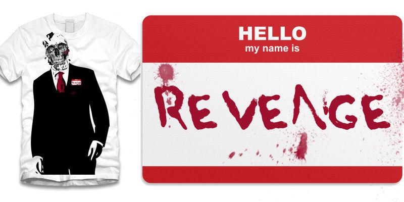 Revenge Clipart.