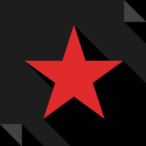 Logo, media, reverbnation, social, social media, square icon.