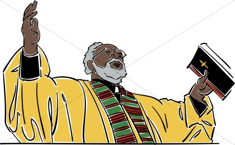 Clergy Clipart, Clergy Image, Clergy Graphic.