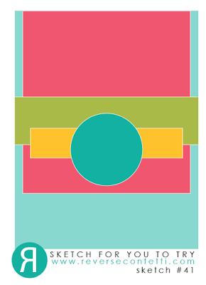 Tsuruta Designs: Reverse Confetti SFYTT: Hello Pumpkin.