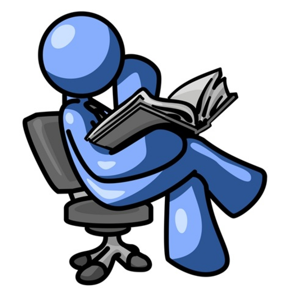 Book Review Clipart.