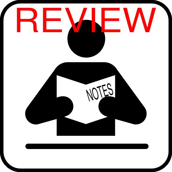 Review Notes Clip Art at Clker.com.
