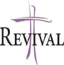 Youth Revival Clipart.