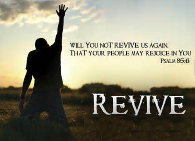 prayer for revival.