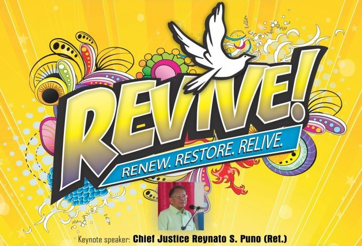 Revival Clipart.