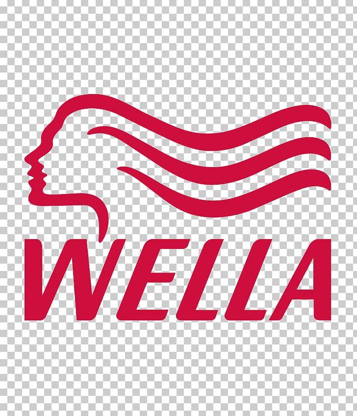 Logo Brand Wella Hair Shampoo PNG, Clipart, Area, Brand.
