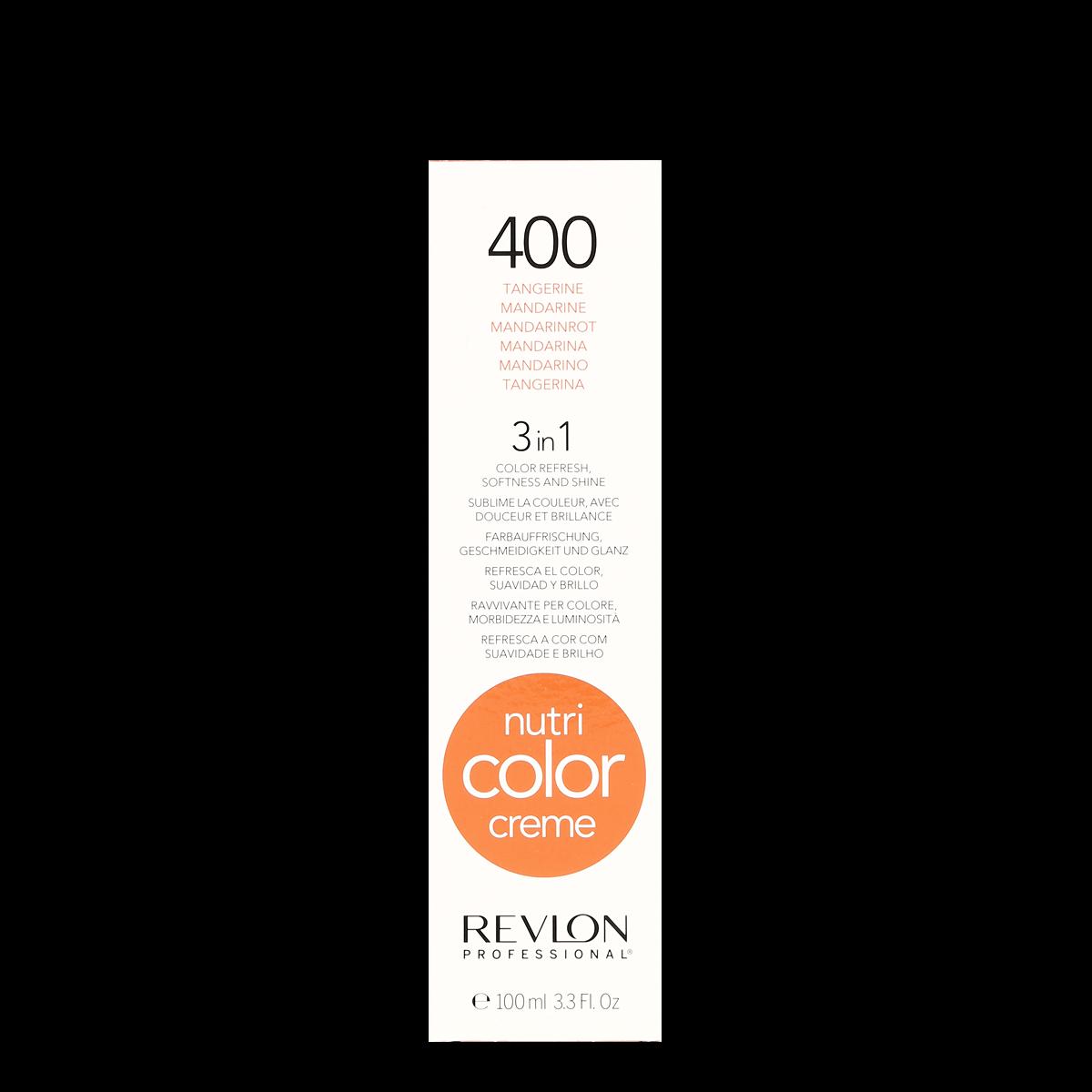 Revlon Professional Nutri Color Creme 400 Tangerine 100ml.