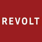 Working at Revolt Advertising.