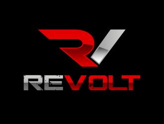 ReVolt logo design.